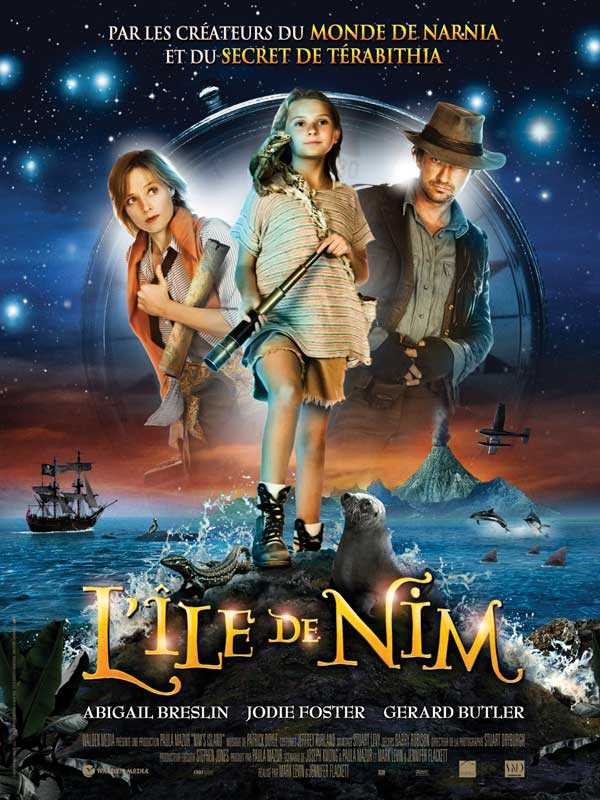 L'Ile de Nim [DVDRIP] [TRUEFRENCH] AC3 [FS]