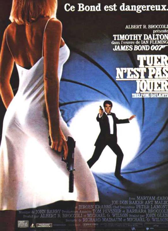 James Bond - Tuer n'est pas jouer