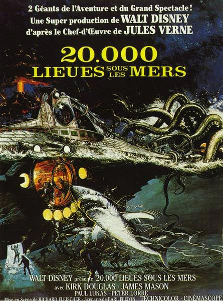 20000 Lieues Sous Les Mers 1954 |TRUEFRENCH| DVDRiP AC3 [FS]