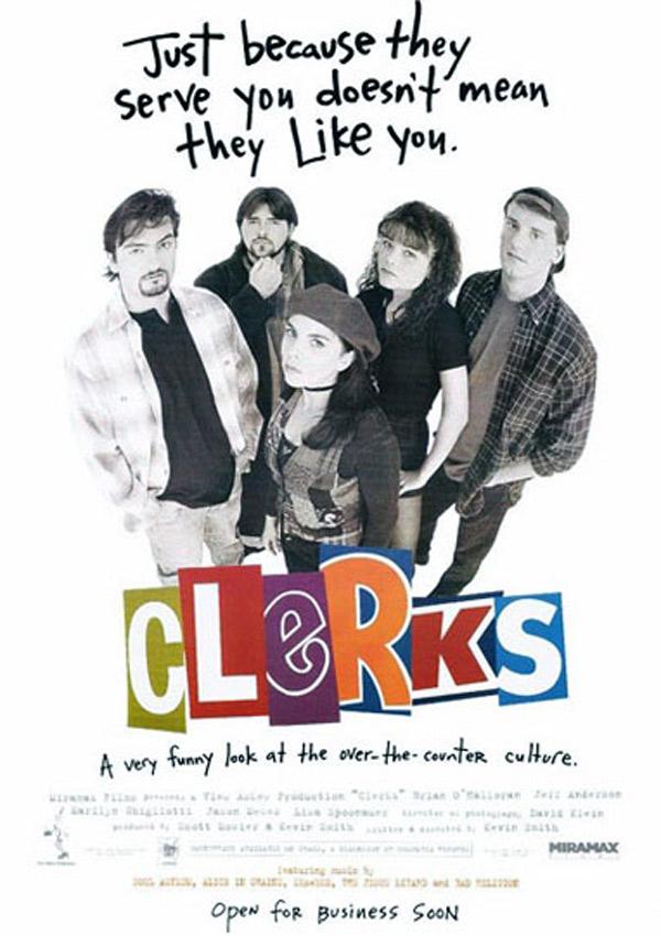 Clerks, les employés modèles