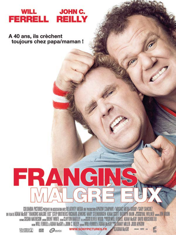 Frangins malgré eux [TRUEFRENCH] [DVDRiP] [MULTI]