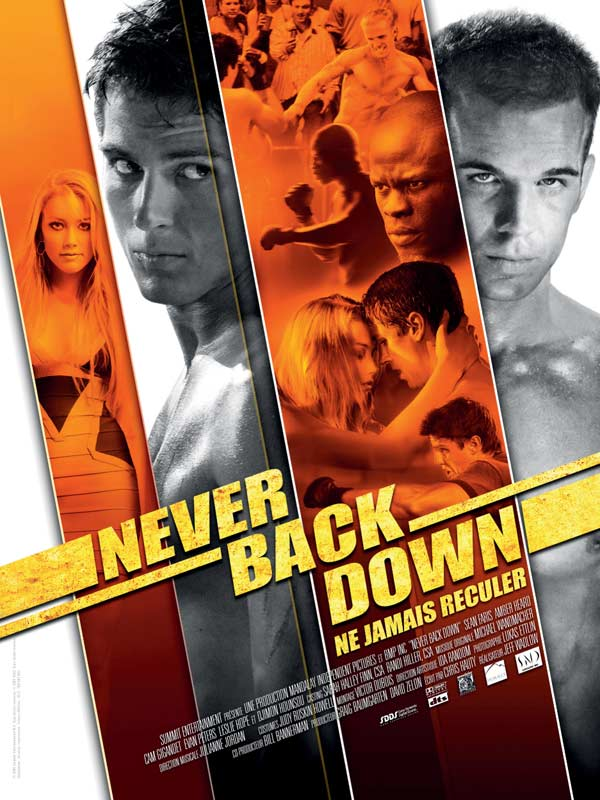 Never Back Down [DVDRIP] [FRENCH] [FS]