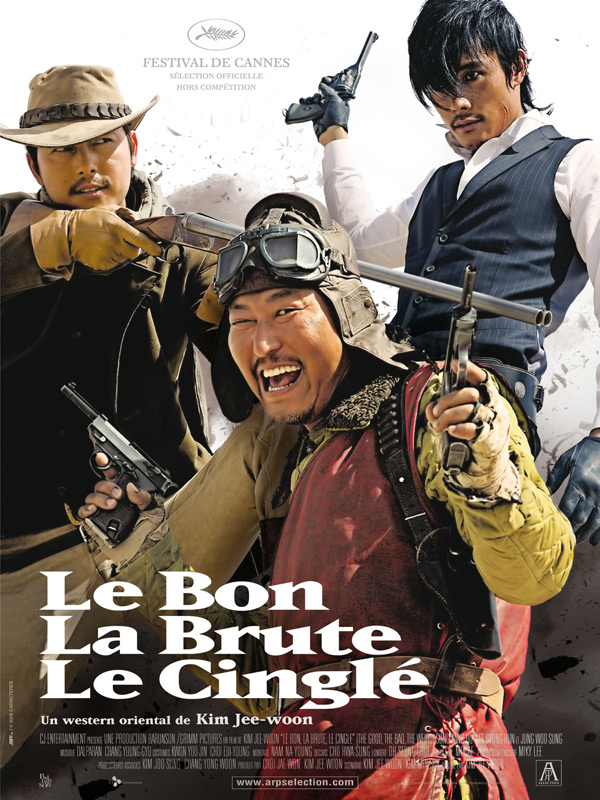 Le Bon, la brute et le cingle streaming