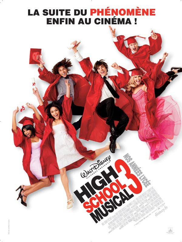 High School Musical 3 : nos années lycée [FRENCH DVDRiP]