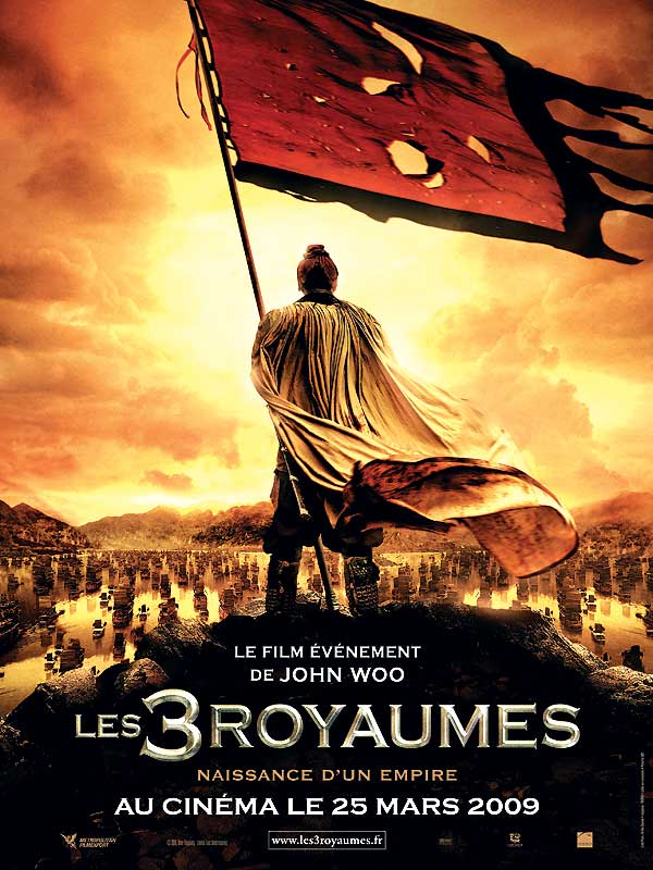 Les 3 royaumes EXTENDED Part 1 & 2 [FRENCH] [DVDRiP] [MULTI]
