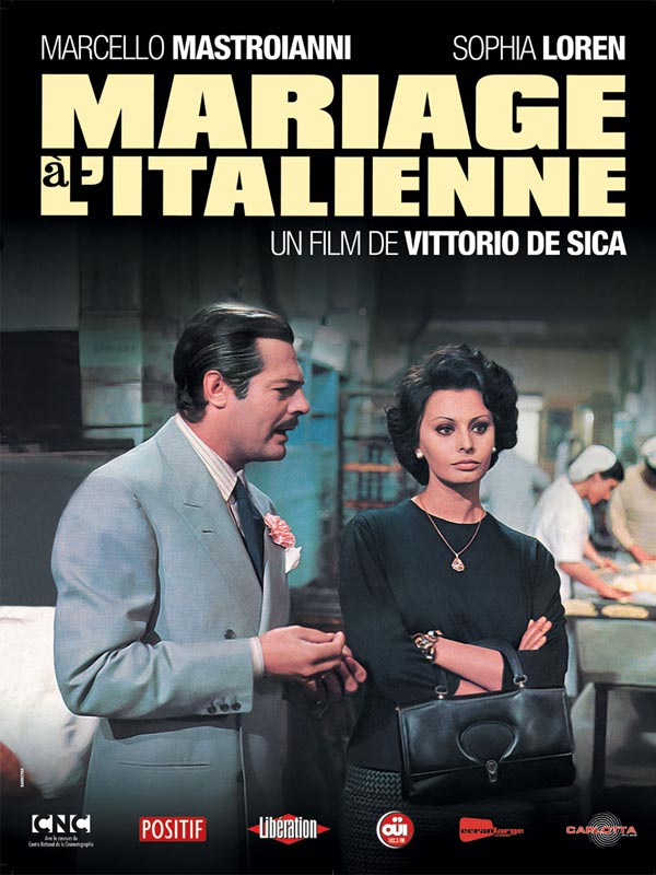 Mariage � l'Italienne