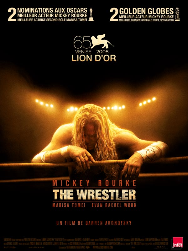 The Wrestler Bluray 1080p FR Megaupload