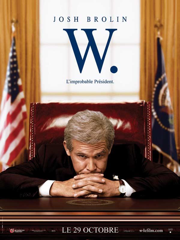 [FS ] W. - L'improbable Pr�sident [DVD RIP]