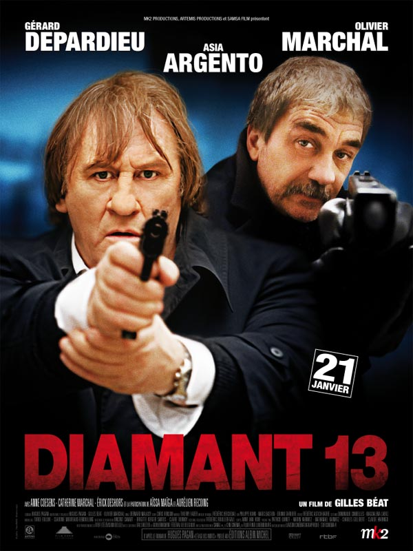 Diamant 13 site de t l chargement gratuit telecharger for Telecharger film chambra 13