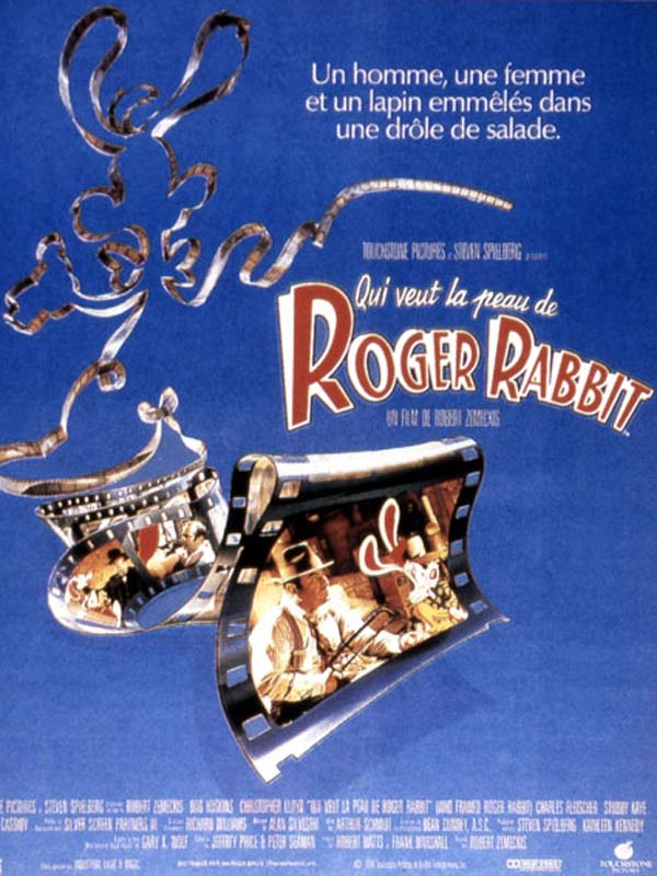 Qui veut la peau de Roger Rabbit ? [Multilangues] [BluRay 1080p]