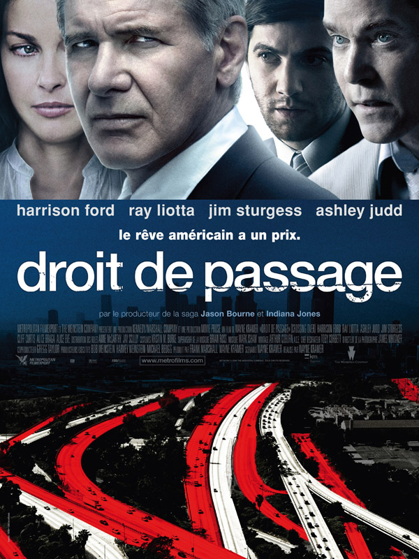 Droit de passage [DVDRIP] [TRUEFRENCH] [2CD] [FS]