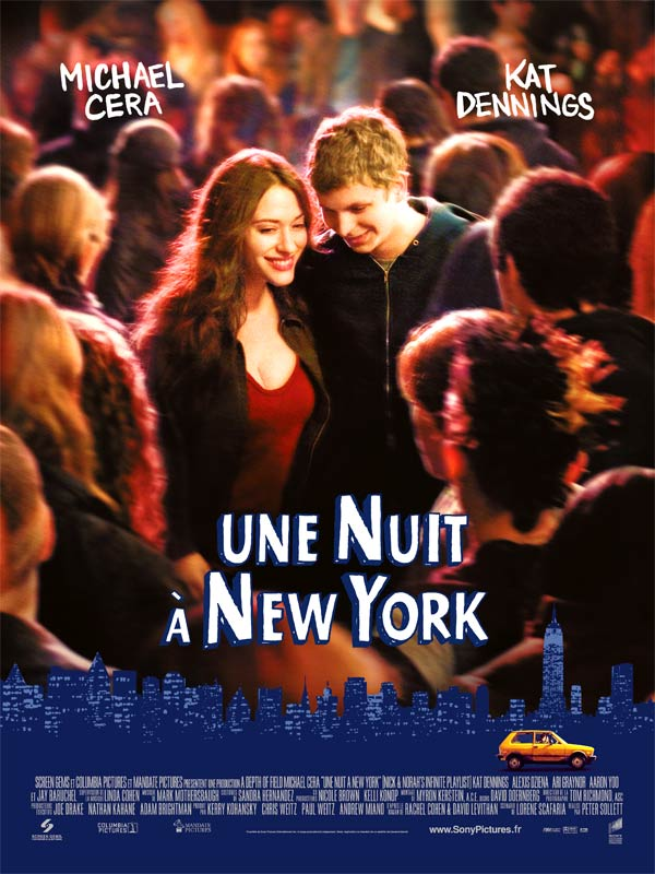 Une nuit à New York [FRENCH|DVDRiP] [FS] [UD]