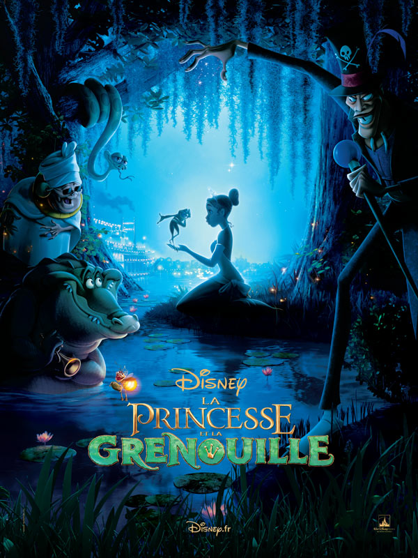La Princesse et la grenouille [BDRIP] [FRENCH] AC3 [FS]