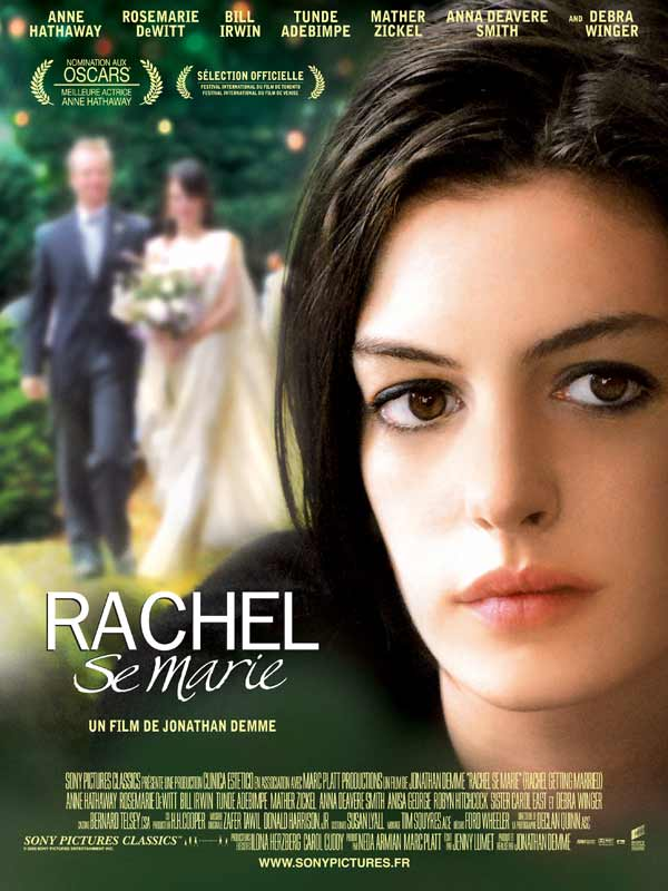 Rachel se marie streaming