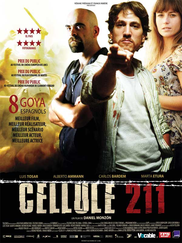 Cellule 211 BDRIP FR Rapidshare Fileserve