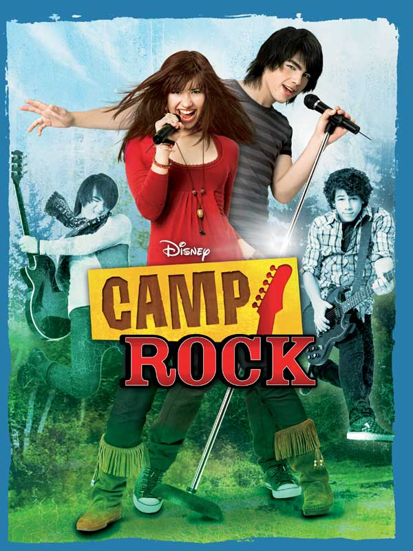 Camp Rock  [DVDRIP] [FRENCH] [FS]