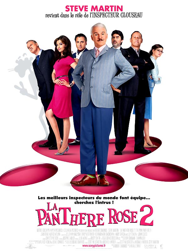 La Panthère Rose 2 Bluray 1080p Multi-Langue Megaupload
