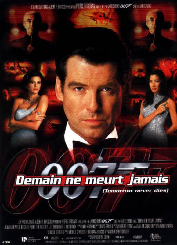 James Bond - Demain ne meurt jamais
