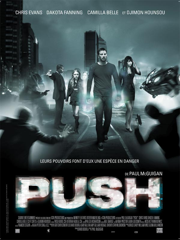 Push [DVDRiP] [TRUEFRENCH]