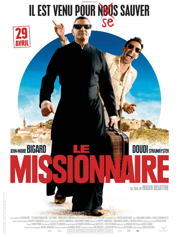 Le Missionnaire [DVDRIP] [FRENCH] AC3 [FS]
