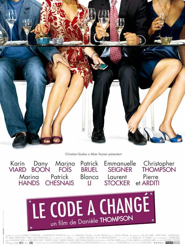 Le Code A Changé [BDRIP|FR] [FS]