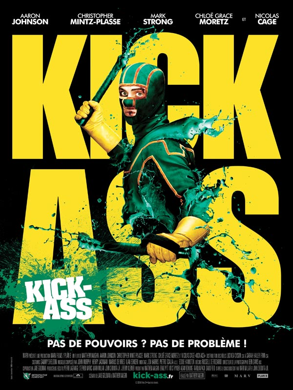 Kick-Ass FRENCH [DVDRIP]