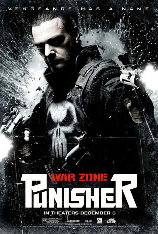 The Punisher - Zone de guerre