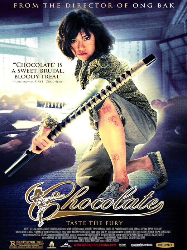 Chocolate [DVDRIP - VO + Sous-Titre FR] [FS][US]