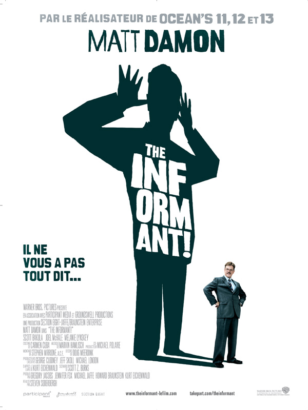 The Informant |TRUEFRENCH| [DVDRIP - AC3] (FS)