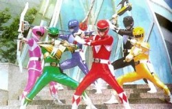Power Rangers S6E4 [FR]