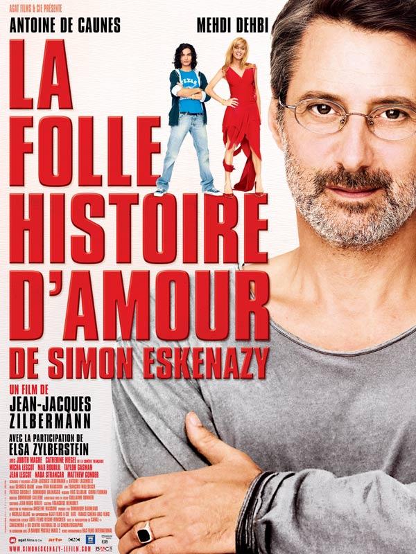 La Folle histoire d'amour de Simon Eskenazy [FRENCH] [1CD] [DVDRIP] [FS]