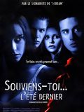 Souviens-toi&#8230; l&#8217;t dernier