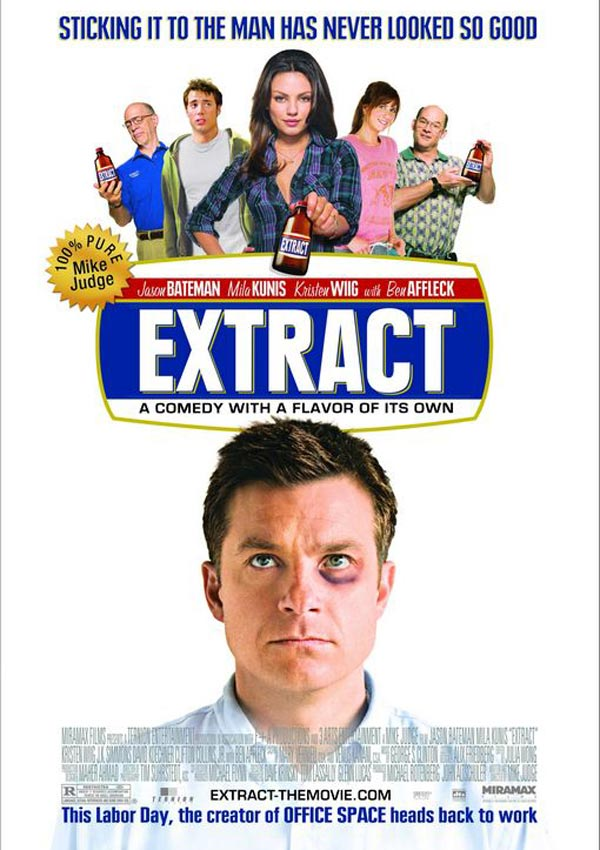 Film Extract streaming vf