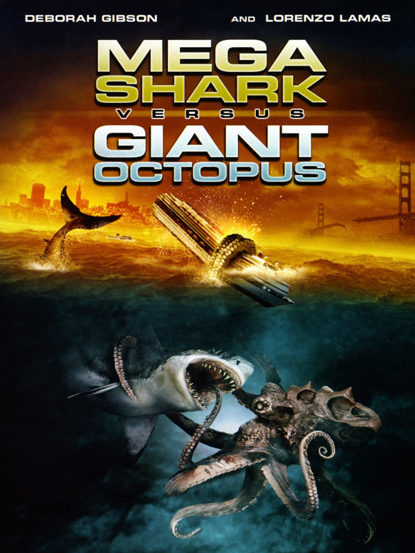 Mega Shark vs. Giant Octopus Dvdrip
