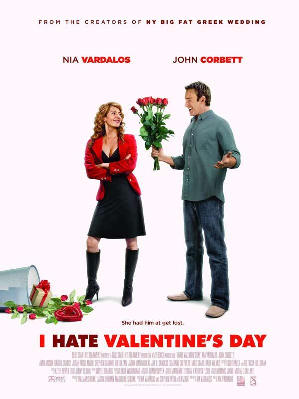 Je déteste la St-Valentin