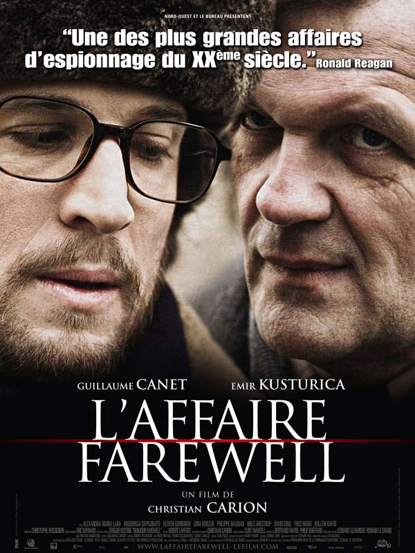 L Affaire Farewell [PAL] [FRENCH] [DVDR] [FS] [US]