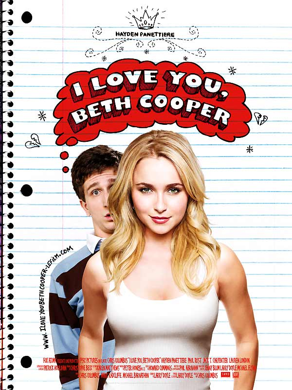 I Love You Beth Cooper [DVDRIP - TRUEFRENCH] [AC3] [HF]