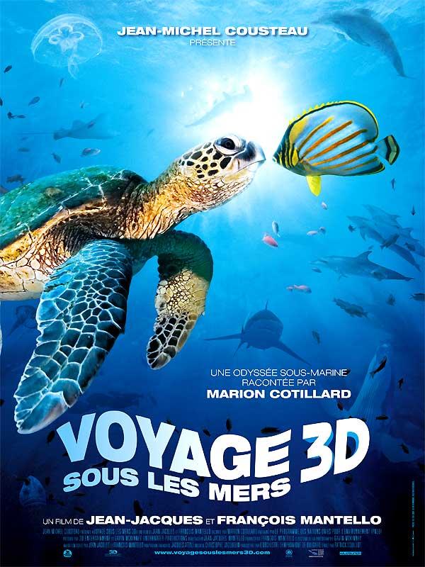 Voyage sous les mers 3D [DVDRIP FR] [FS][UD]