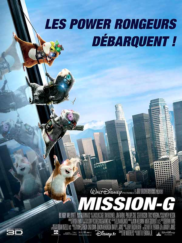 Mission-G [BDRip]