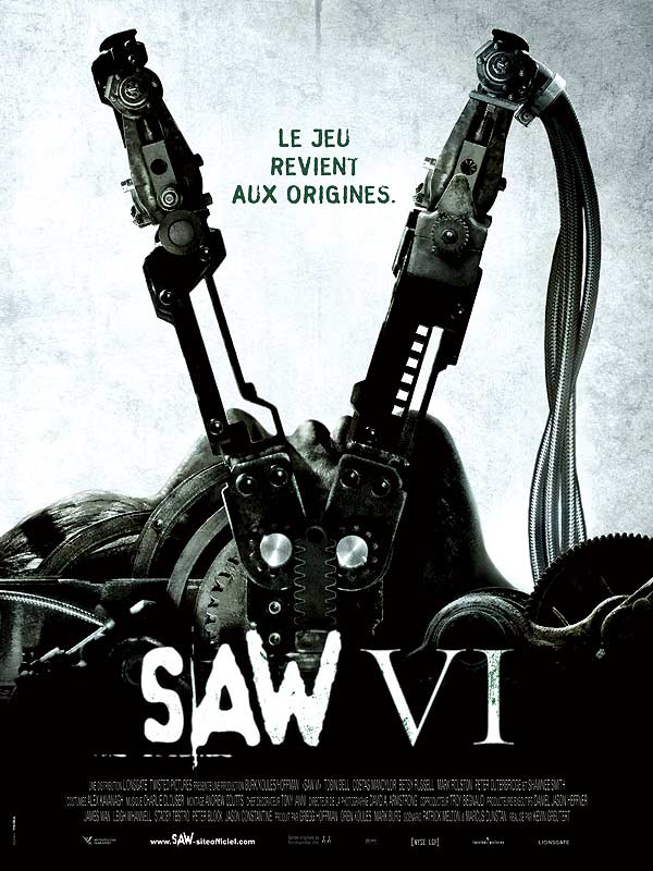 Download Movie Saw VI [DVDRIP]