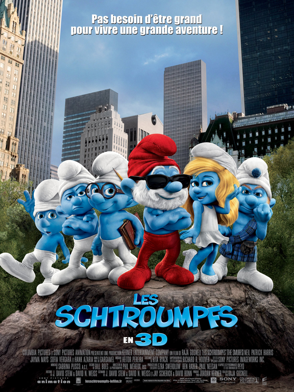 [FSO] Les Schtroumpfs [BDRiP] [Exclusive][FRENCH]