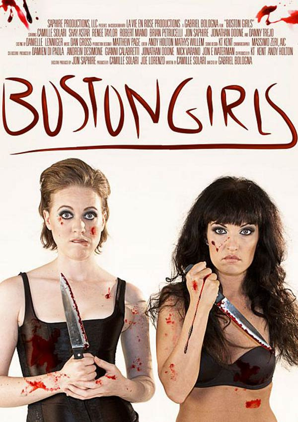Boston Girls [DVDRIP|VO] [FS]