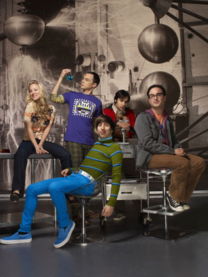 The Big Bang Theory S3E14 [VOSTFR]