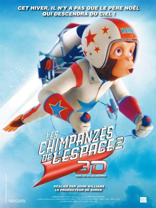 les chimpanzes de l espace 2