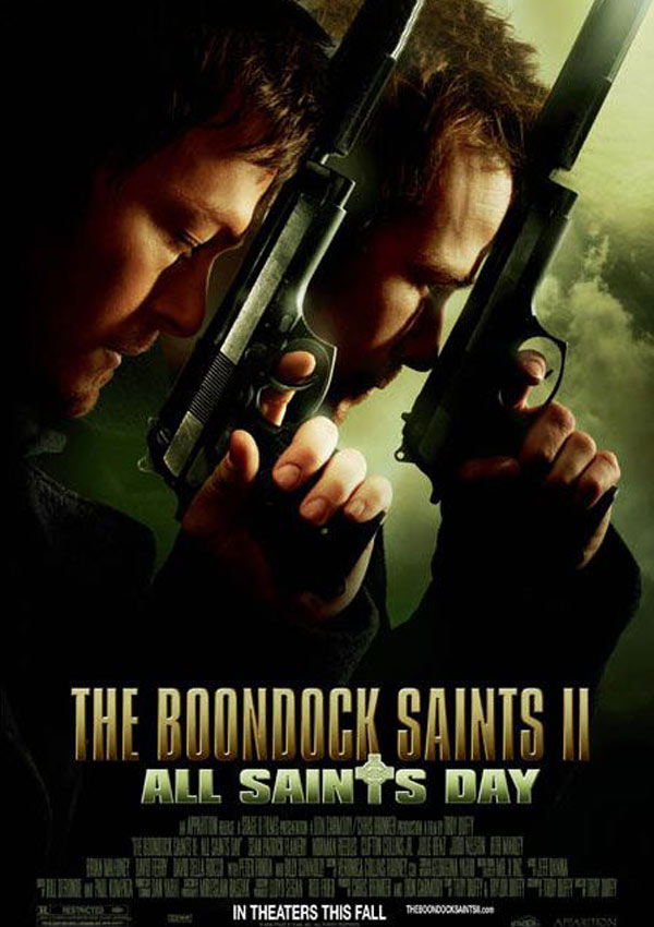 The Boondock Saints II All Saints Day [FRENCH] [DVDRiP] [RG]