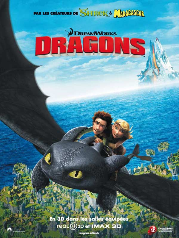 bande originale, musiques de Dragons