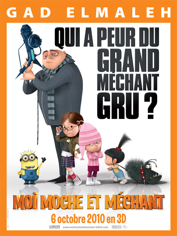 Despicable Me 2010 |TRUEFRENCH| BRRiP AC3 [2CD] [FS]