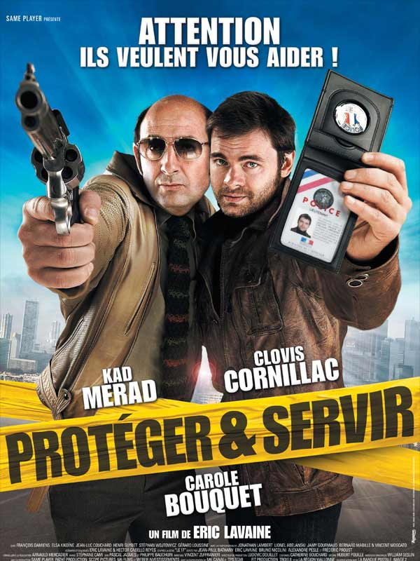 Protéger et servir [FRENCH][BRRIP]
