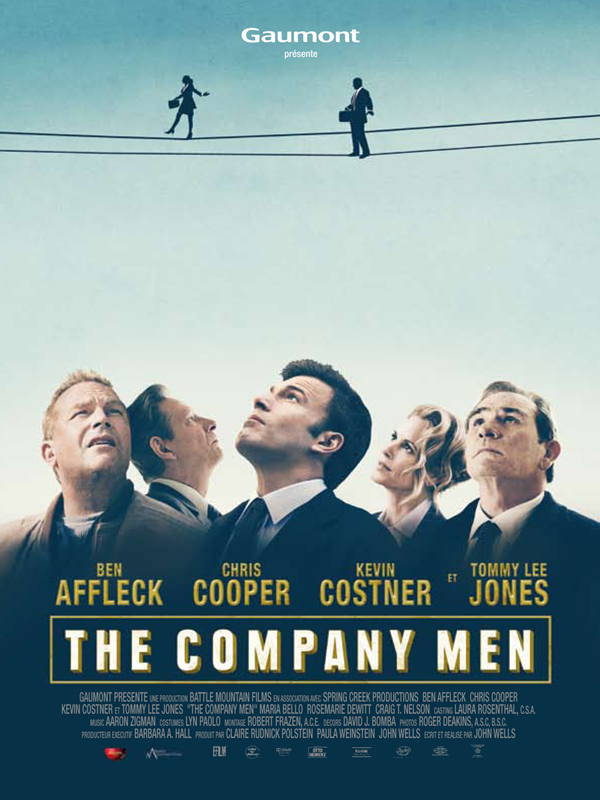The Company Men 2010 [DVDSCR|VO|AC3] [FS]