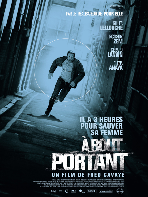 A bout portant [FRENCH] [BRRIP] [AC3] + 1CD